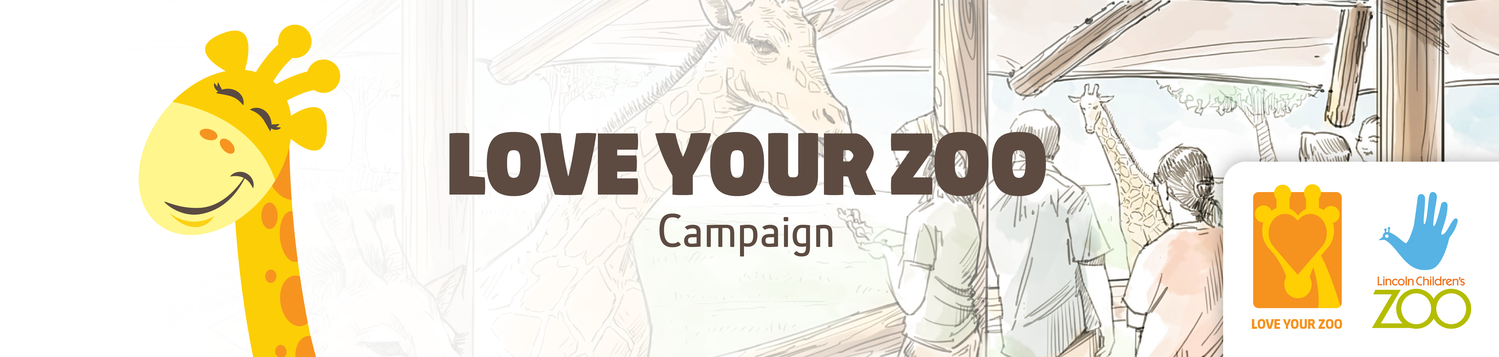 Love Your Zoo Campaign Lincoln Children's Zoo