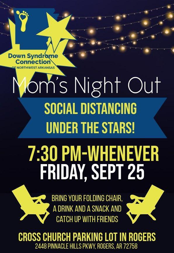 Mom's Night Under the STARS