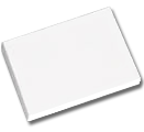 Blank White Notes