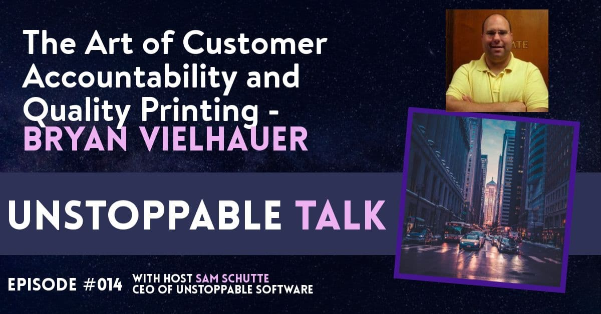 Unstoppable Talk Podcast Interview