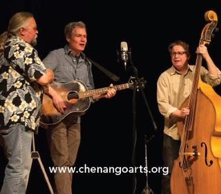 Canal Street String Band ~ Saturday, March 21, 7pm