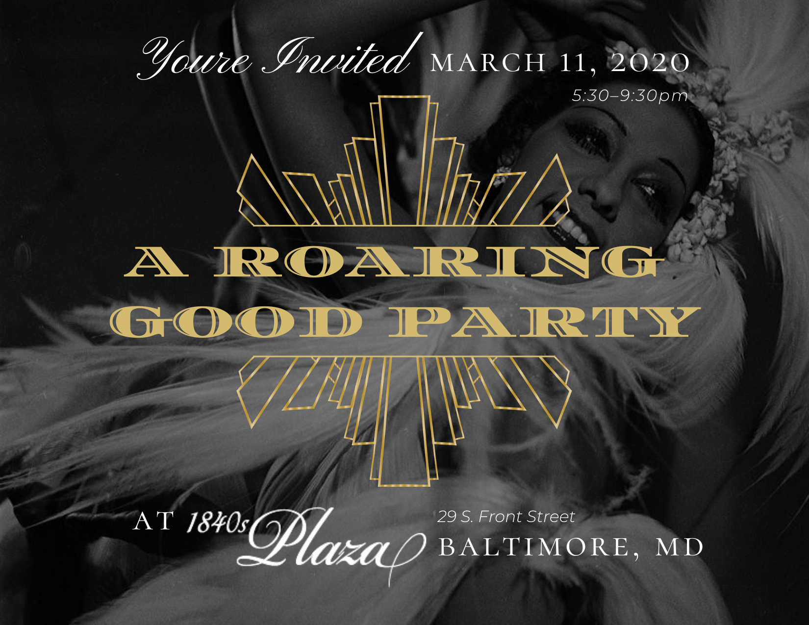 A Roaring Good Party: Annual NACE Fundrasier
