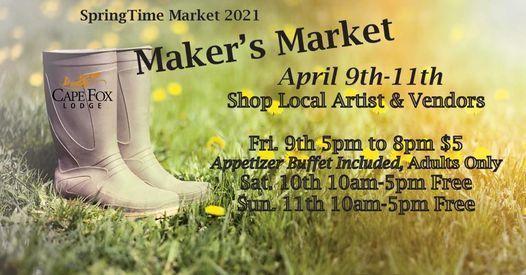 Cape Fox Makers Market
