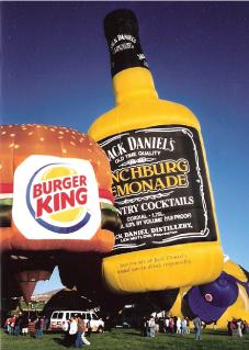 Jack Daniels Lemonade