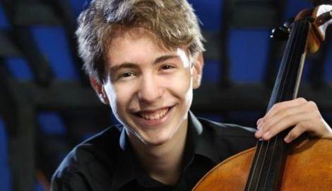 Ethan Brown, cello, Seasons 49-53