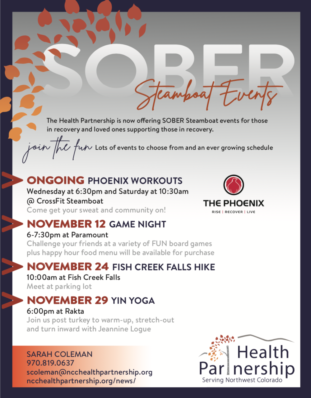 Sober Event: Game Night