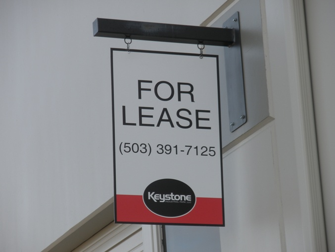 Keystone For Lease Sign