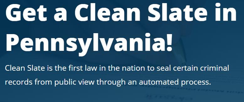 Clean Slate Law