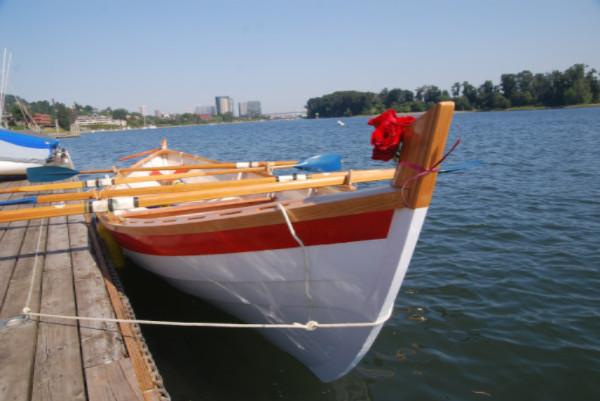 St Ayles skiff