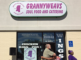 GrannyWeavs Soul Food & Catering