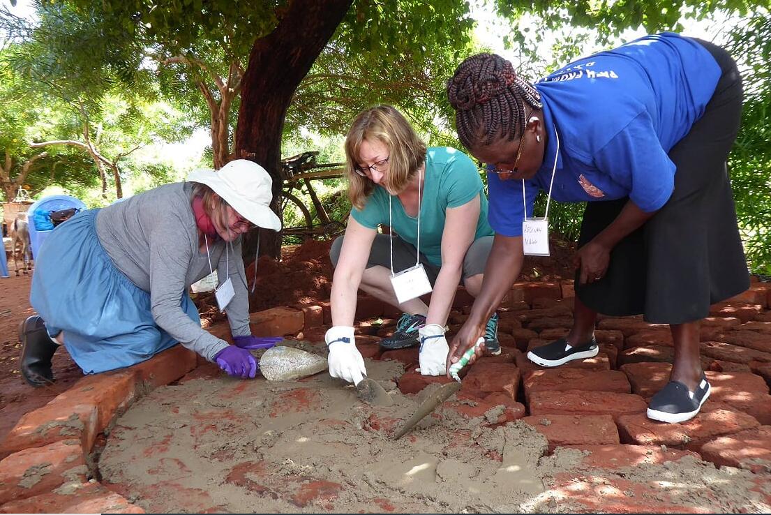 The 2020 Kenya Work Team