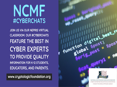 Join us for the NCMF #CyberChats