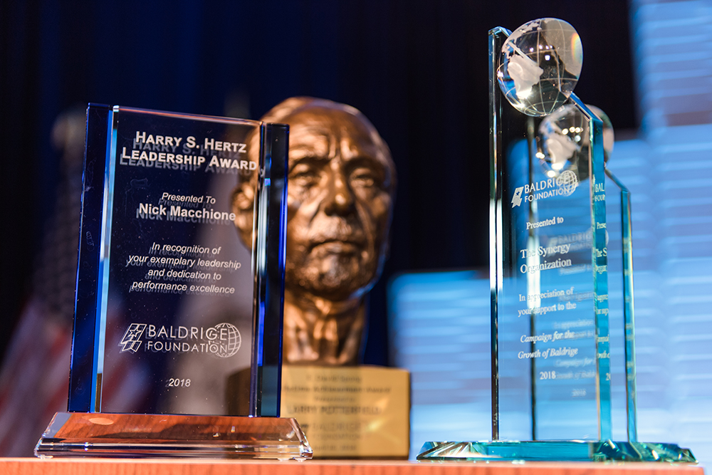 Baldrige Foundation Announces 2019 Leadership Award Recipients
