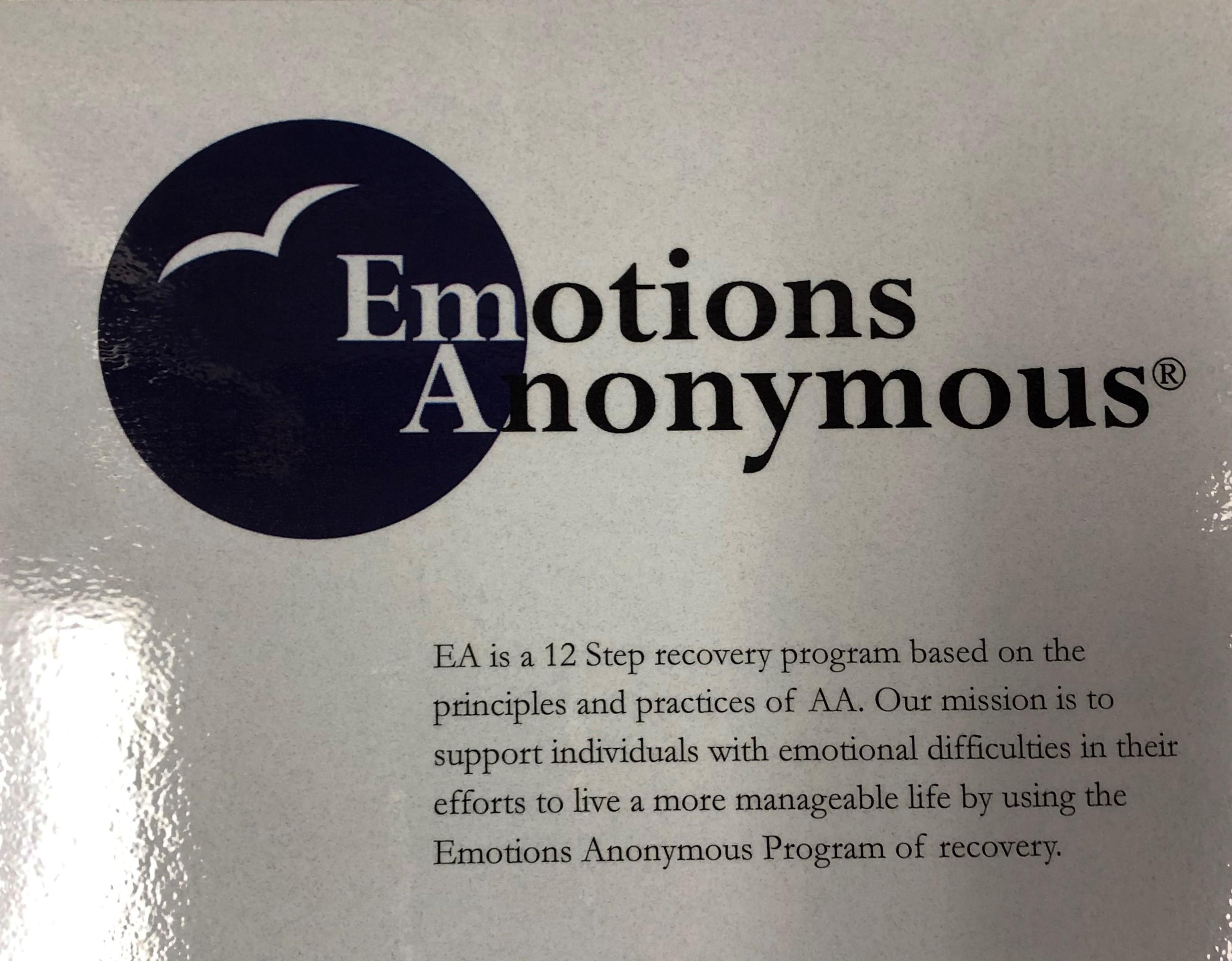 #3 - Laminated EA Meeting Sign
