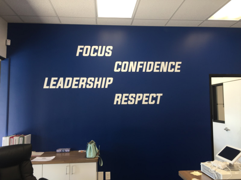 Wall Graphics Installation Placentia CA