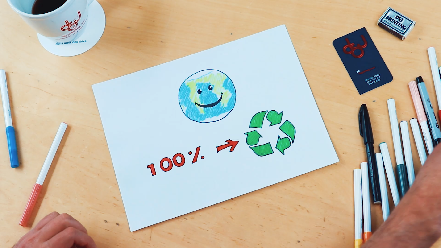 We make it easy to Reduce, Reuse & Recycle!