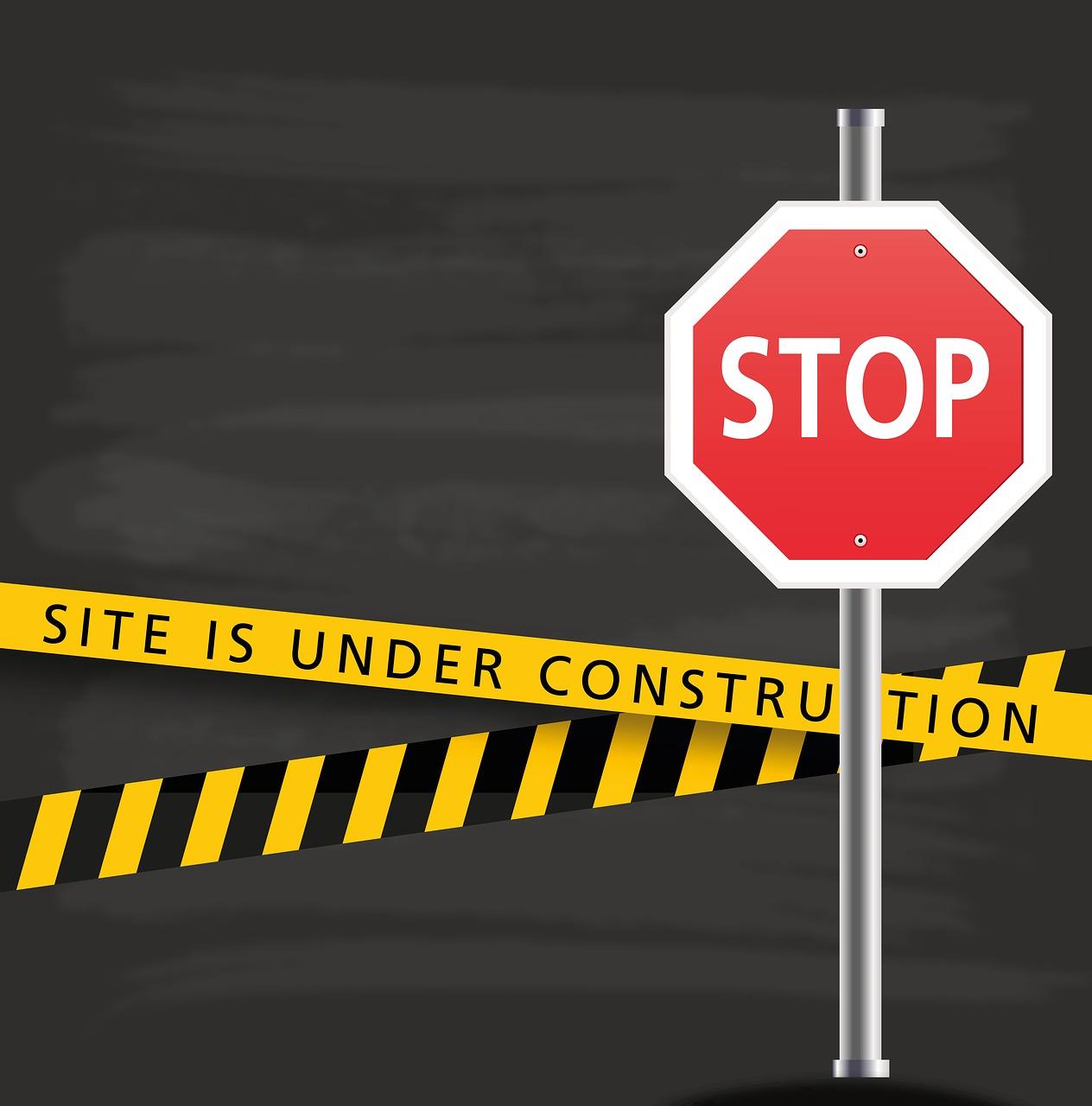 New Website! - Updates in Progress
