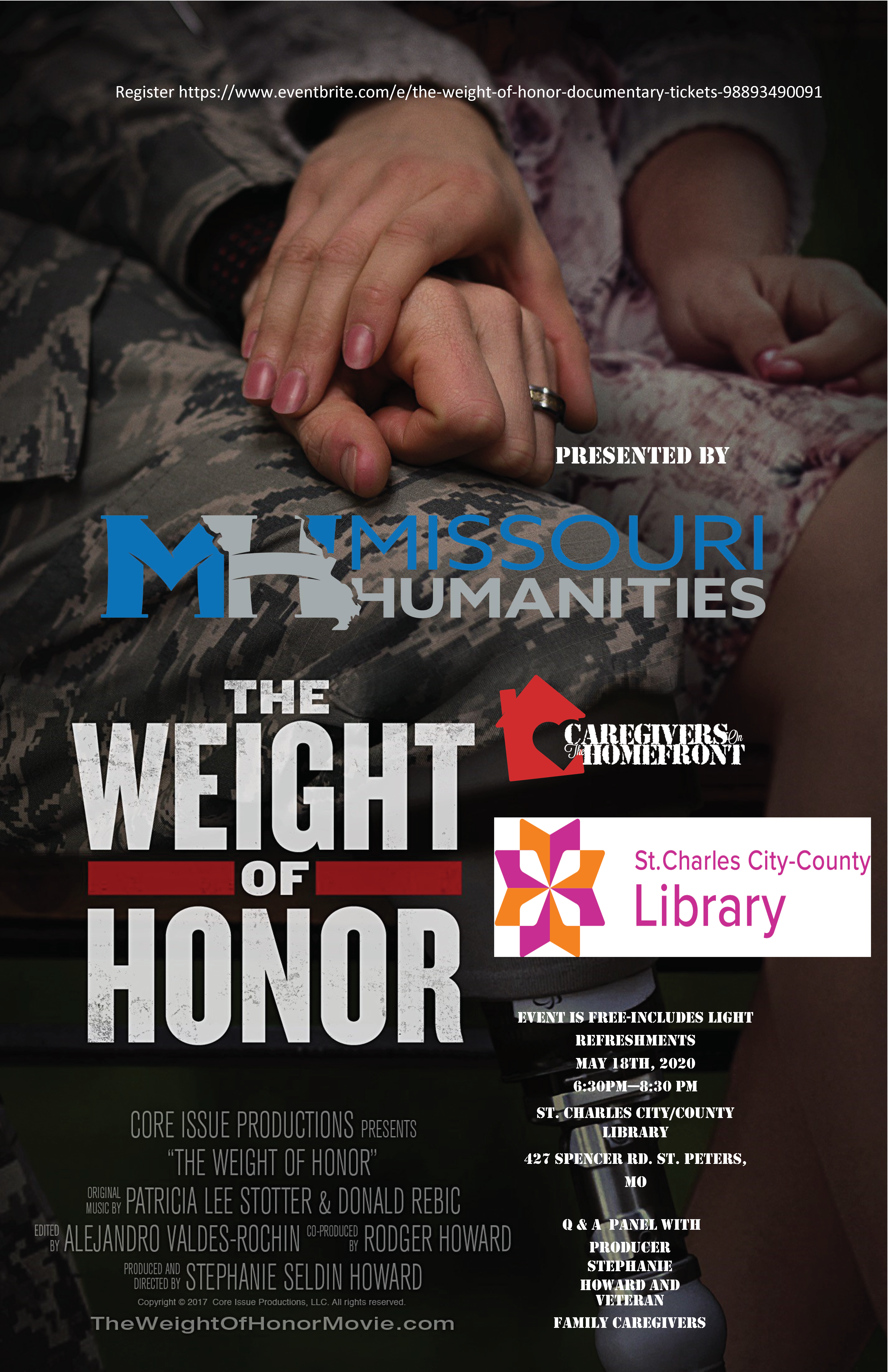 Weight of Honor Film Screening