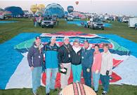 Corporate Balloon Team