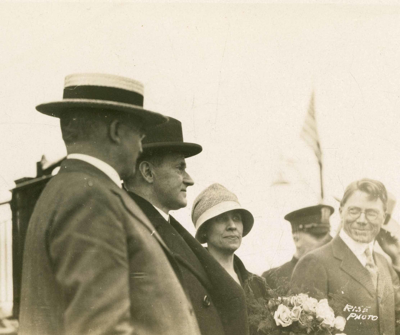 June-2021 President Calvin Coolidge Vacations in South Dakota