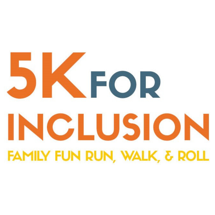 The 5K for Inclusion is BACK!