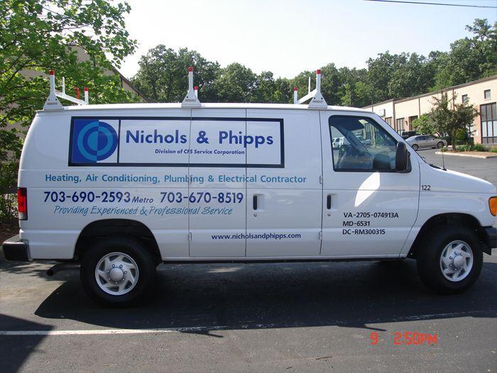 Nichols & Phipps Van Graphics