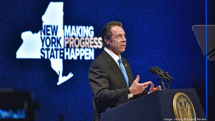 Gov. Cuomo Gives State of the State Address