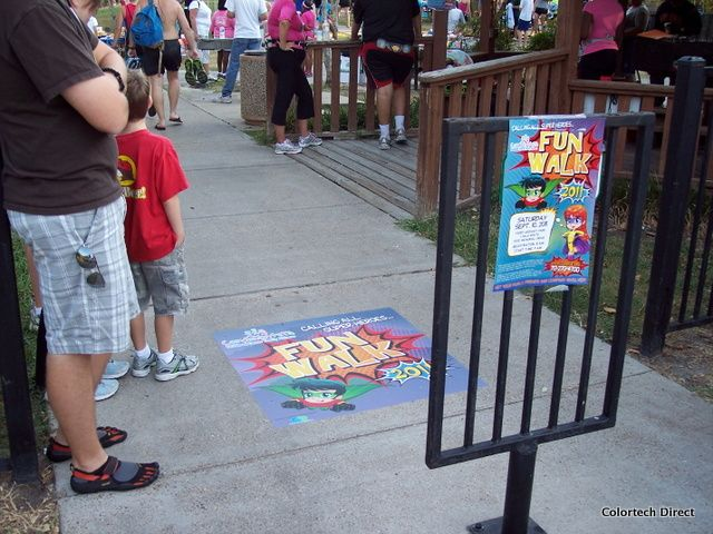 Sidewalk Graphics