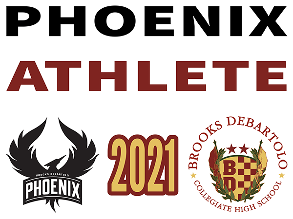 Phoenix Athlete Yard Sign