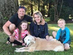 The Chris Delano family