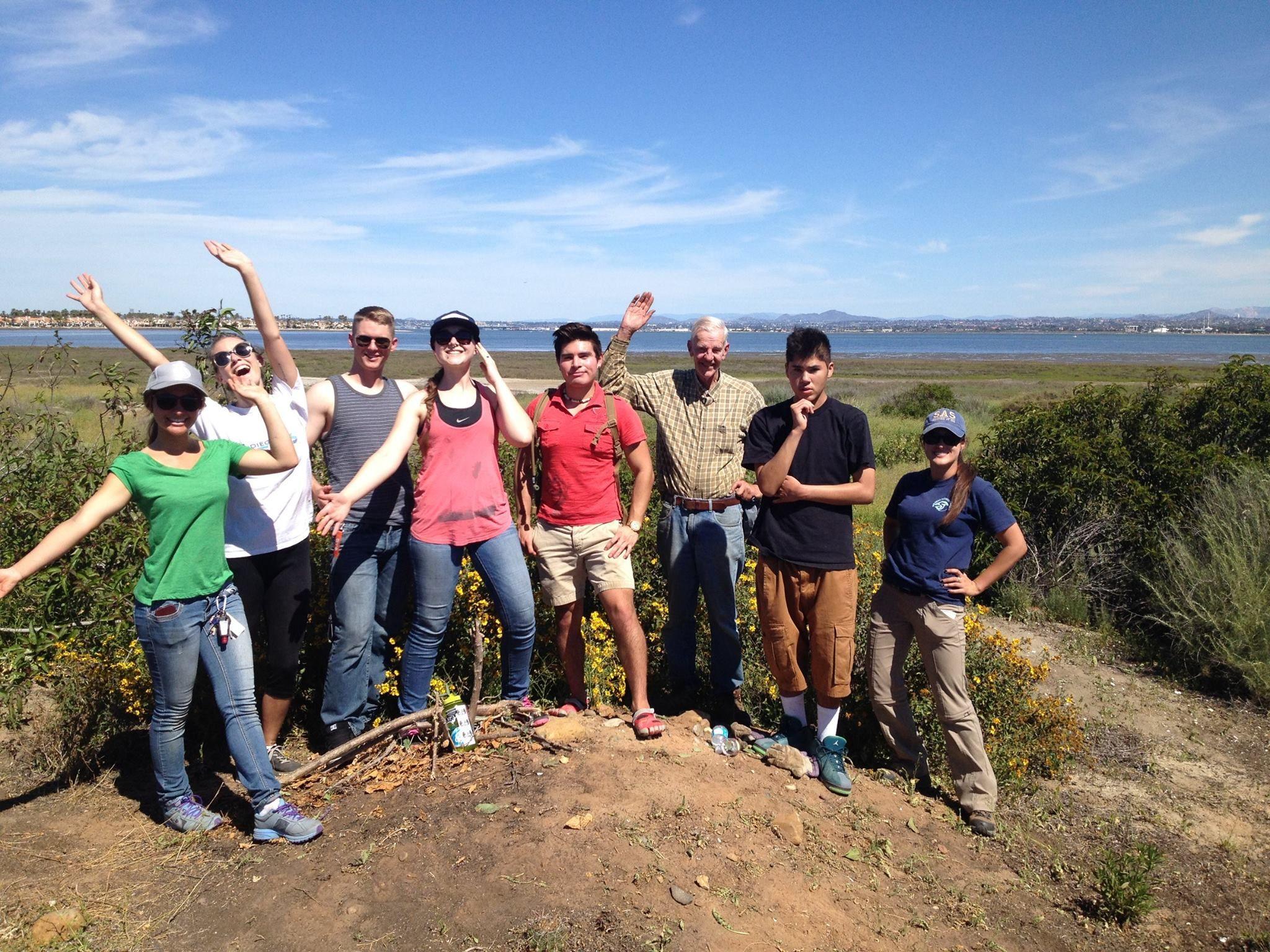 Conservation Team Leaders (CTLs)