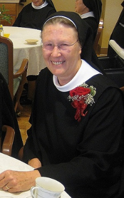 Sister of the Month- Sr. Kevin Hermsen June 2015