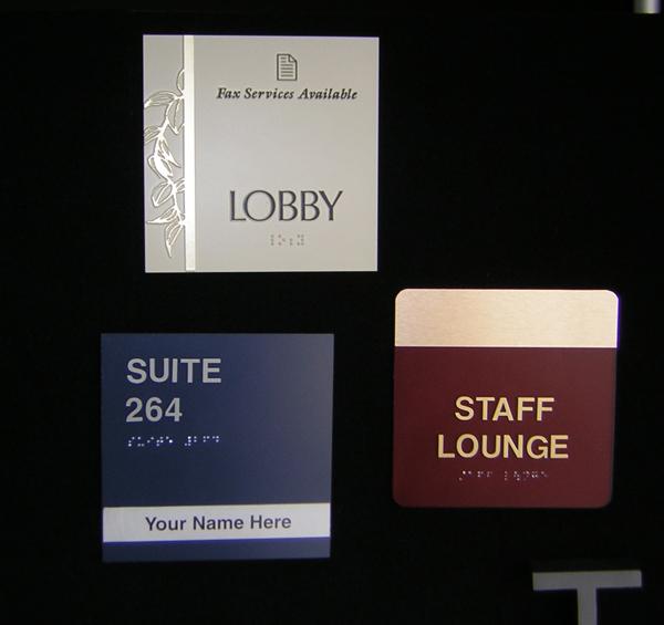 Sample Sign