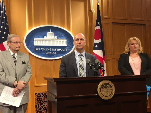 Ohio Democrats want to fight opioid crisis with $200 million from state's rainy day fund