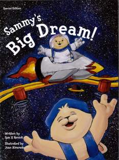 Sammy's Big Dream Coming to Every Elementary School in Arkansas This Month