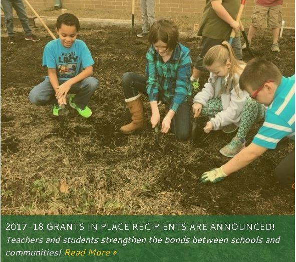 Grants to Area Teachers Will Help Strengthen Bonds between Schools and Communities