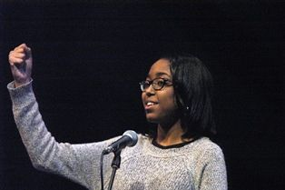 Huntsville student named Poetry Out Loud State Champion