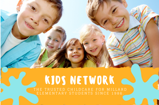 """""""Please Mom, can you sign me up for Kids Network?"""""""