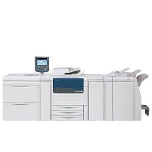Xerox J75 Color Press