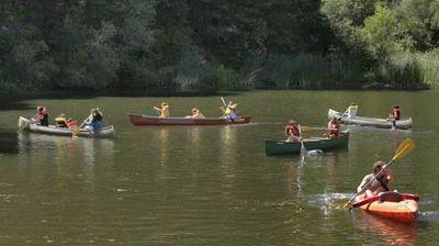 Catholic Charities CYO Camp Occidental lake photo