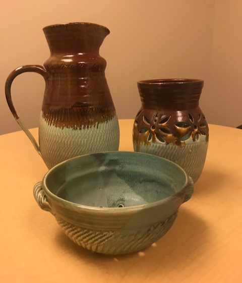Donated by Down Under Pottery