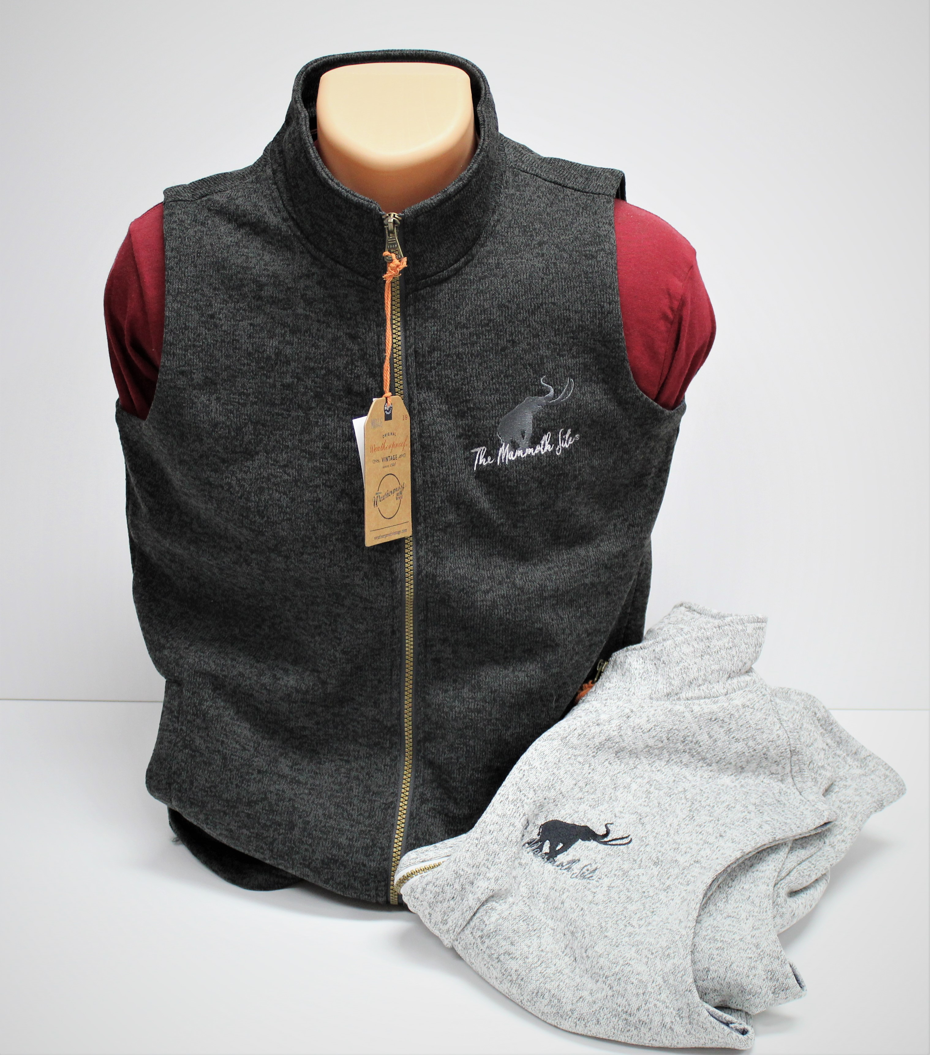 Weatherproof Vintage Sweaterfleece Vest