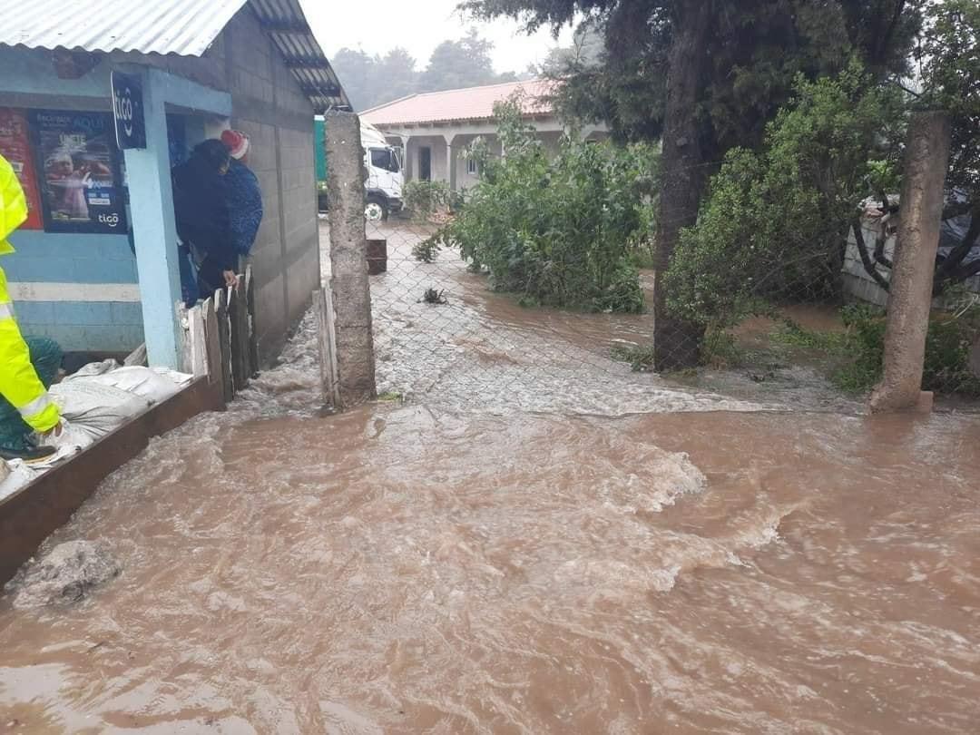 Hurricane Eta Strikes Huehuetenango