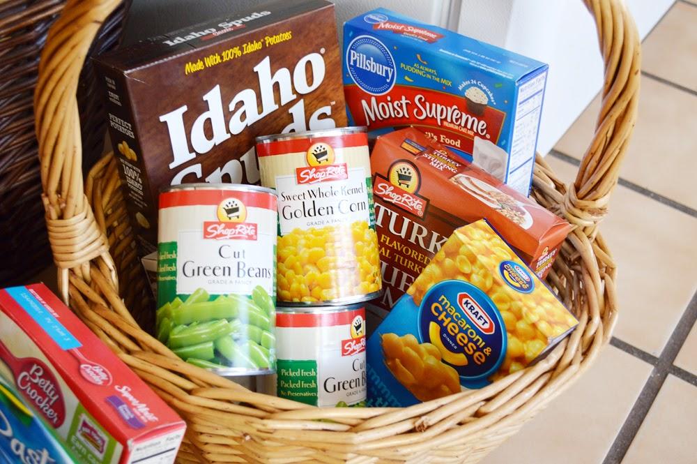 November - Thanksgiving Baskets