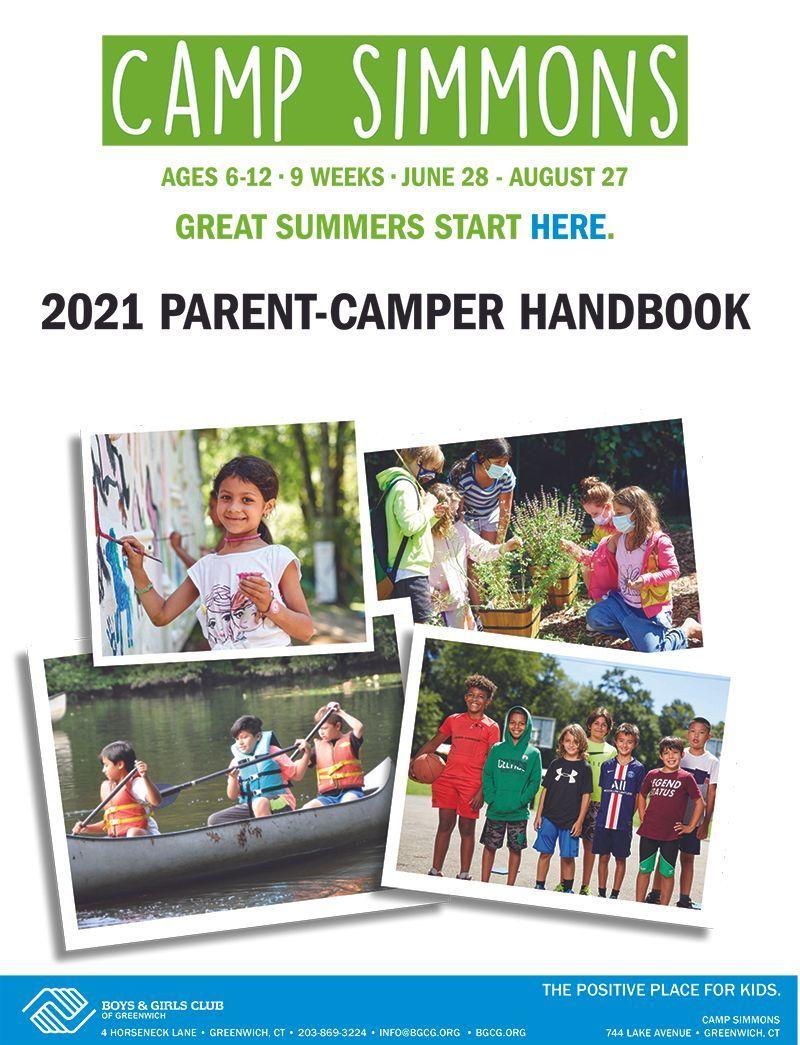 Camp Simmons Handbook