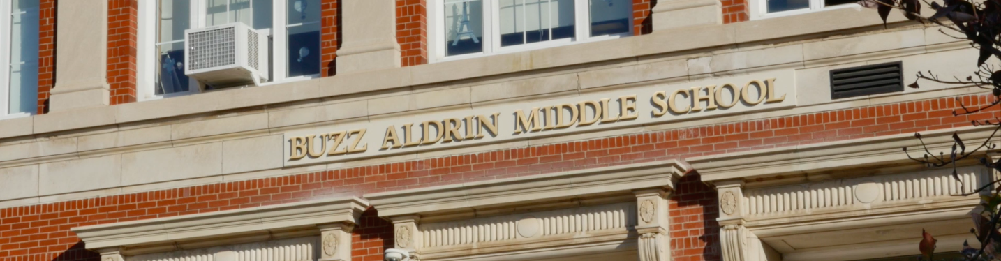 Buzz Aldrin Middle School