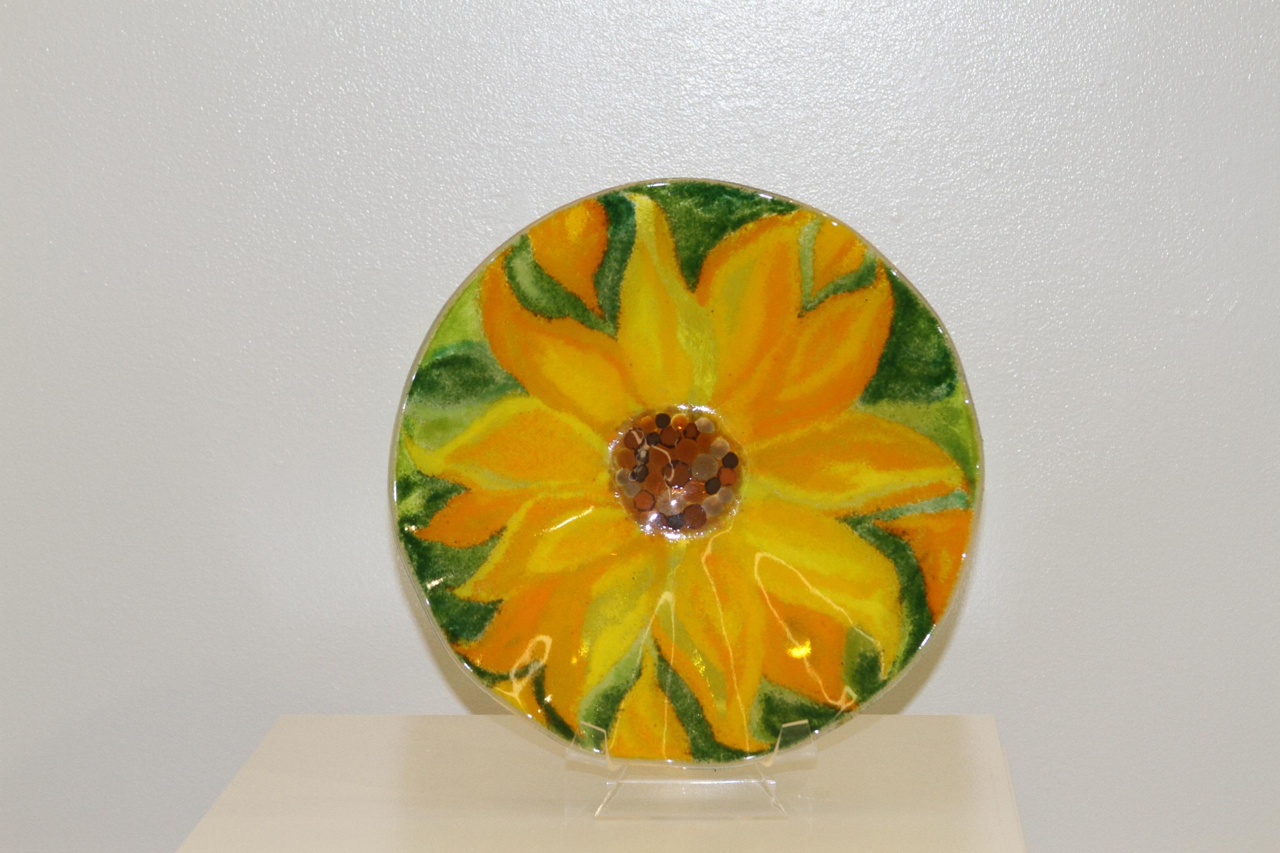 Sunflower Round