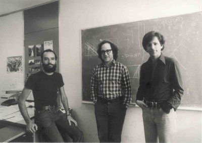 1983: Three Inventors Receive Patent for Encryption Algorithm RSA