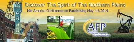 Paul Strawhecker and Jodie Nolan to Present at the 2014 Mid-America Conference on Fundraising