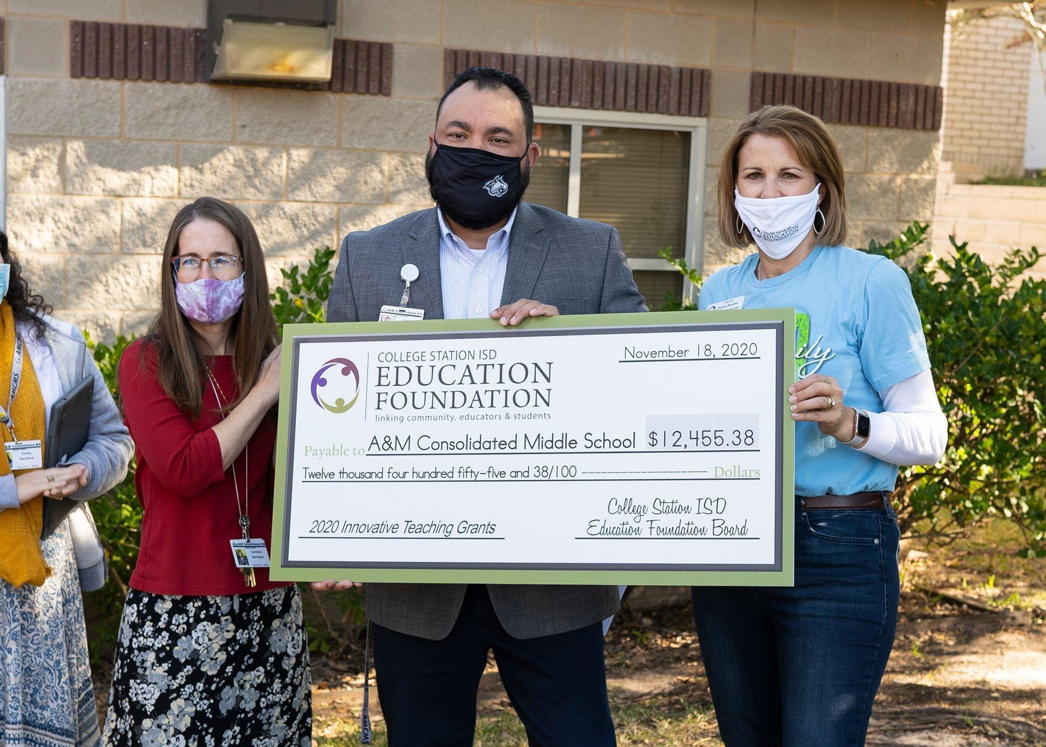 CSISD awarded $172,000 in Innovative Teaching Grants